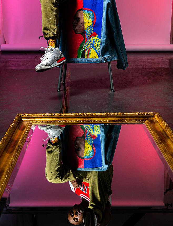 I giovani talenti di Get a look: #masterthelook e il progetto di Marco e Haile