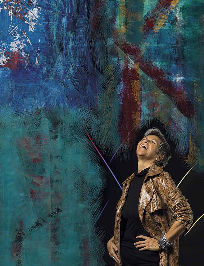 Get a look e l'arte: Sandra Menoia